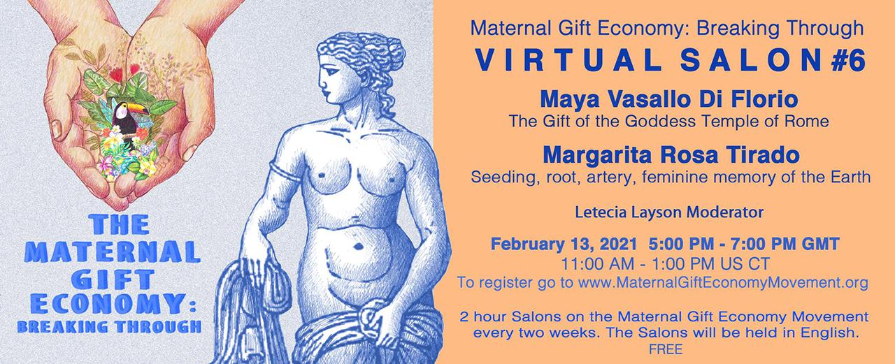Maternal Gift Economy Salon #6